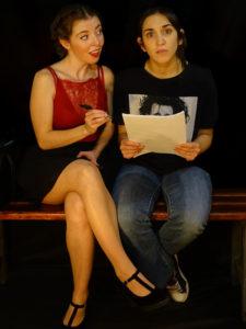 La Cit@ | ArteRCiopelada | Rocío Ruiz y Claudia Mulero | Una comedia para dar like