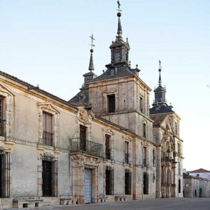 Palacio de Goyeneche | José Benito de Churriguera | 1709-1713 | Nuevo Baztán | Comunidad de Madrid | Foto: Xauxa 2005 / Wikipedia