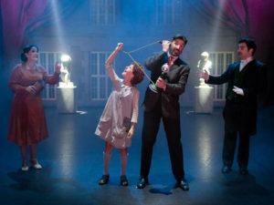 Broadway llega a Madrid | 17/02-21/03/2021 | Teatro Espacio Raro | IFEMA | Barajas | Madrid | Annie El Musical