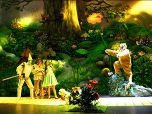 Broadway llega a Madrid | Teatro Espacio Raro | IFEMA | 17/02-21/03/2021 | Barajas | Madrid | El Maravilloso Mago de Oz