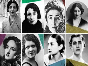 8 destacadas artistas y escritoras de Las Sinsombrero   La mitad femenina de la Generación del 27