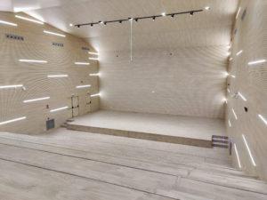 Escuela Municipal de Música | Moratalaz | Febrero 2021 | Ayuntamiento de Madrid | Auditorio