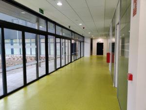 Escuela Municipal de Música | Moratalaz | Febrero 2021 | Ayuntamiento de Madrid | Interior