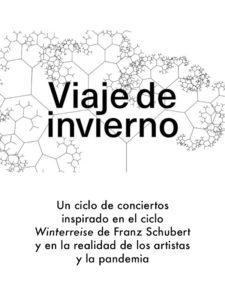 Viaje de invierno | 8 conciertos | Febrero - Noviembre 2021 | CentroCentro Cibeles | Madrid | Cartel