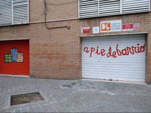 Asociación Cultural La Kalle   A pie de barrio   Puente de Vallecas   Madrid   Foto Elena Marina González Fernández