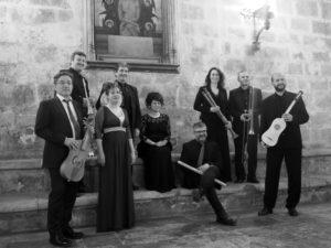 Festival de Semana Santa 2021 | Teatro Auditorio | San Lorenzo de El Escorial | Capella de Ministrers