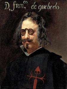 Retrato de Francisco de Quevedo   Mediados del siglo XVII   Atribuido a Juan van der Hamen   Instituto Valencia de Don Juan   Madrid