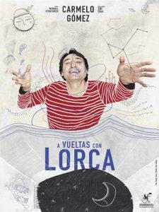 A vueltas con Lorca   Carmelo Gómez   Mikhail Studyonov   Emi Ekai   Cartel