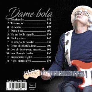Dame Bola (2021)   Nuevo disco de Joaquín Lera   Temas