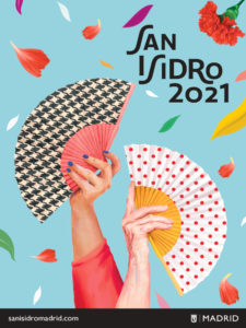 San Isidro 2021 | Madrid | 10-16/05/2021 | Cartel: Naranjalidad