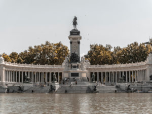 Tours guiados por Madrid   Estanque Grande   Parque del Retiro   Retiro