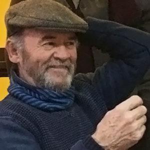 Juan José García Espartero Juanjo 'Hebe' (1956-2019) | Foto archivo Ayuntamiento de Madrid