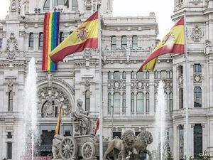 MADO 21 | Madrid Orgullo 2021 | Pride Madrid 2021 | 25/06-4/07/2021 | Palacio de Cibeles