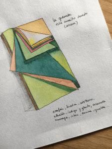 5º Premio Cervezas Alhambra de Arte Emergente | ARCOMadrid 2021 | 7-11/07/2021 | IFEMA Madrid | 'Hoja verso' de Belén Rodríguez
