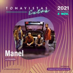 Concierto de Manel   Tomavistas Extra   4/11/2021   Sala La Riviera