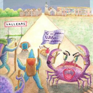 Fiestas de la Karmela 2021   Fieras de la Karmela'21   Puente de Vallecas   15-18/07/2021 ¡No es fiera Vallekas para domar!