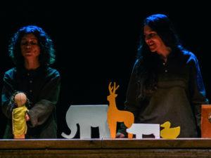 FIT Madriz 2021 | Festival de Verano del Teatro de Títeres de El Retiro | 17/07-05/09/2021 | Parque del Retiro | Madrid | 'Orfeo y Eurídice'