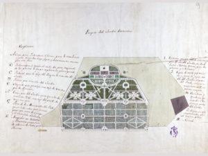 2021 - Año Sabatini. Arquitectura y poder en el Madrid ilustrado   Real Jardín Botánico   Proyecto de Francesco Sabatini